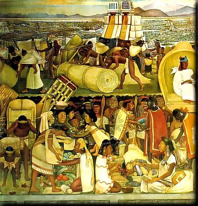 PUEBLO AZTECA