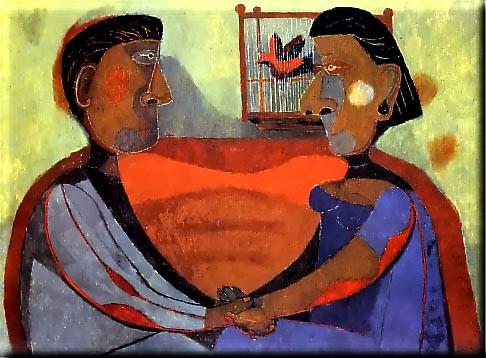 Pintura: Rufino Tamayo